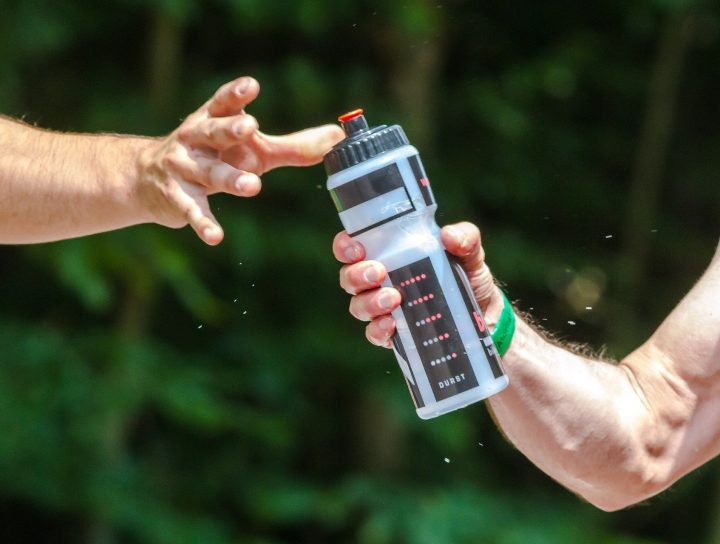 Hydration around training and competition